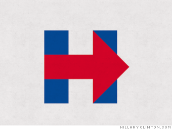 Why everybody\'s talking about Hillary Clinton\'s new logo.