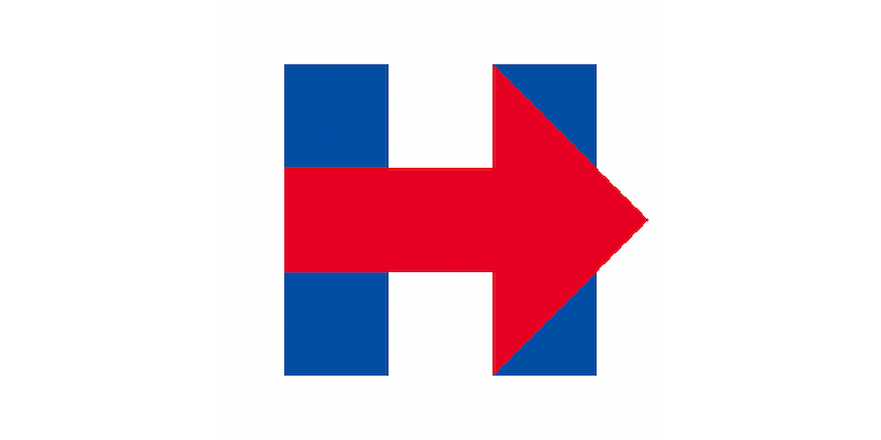 Brand New: New Logo for Hillary Clinton Presidential Campaign.