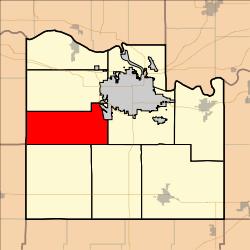 Clinton Township, Douglas County, Kansas.