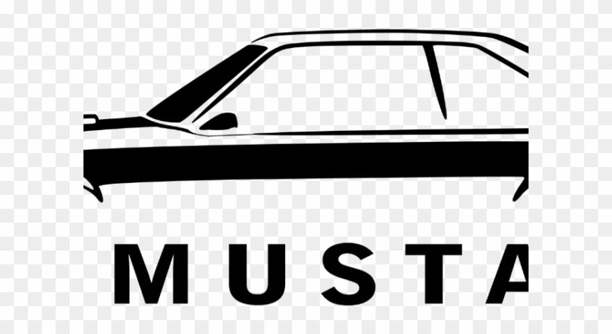 Car Clipart 2015 Mustang.