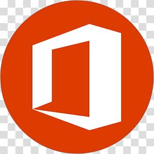 Office 365 logo, Microsoft Office 365 Office Online Computer.