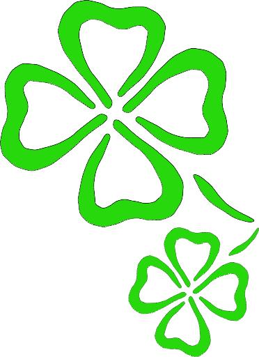 4 leaf clover free shamrock clipart holiday stpatrick clip art 3.