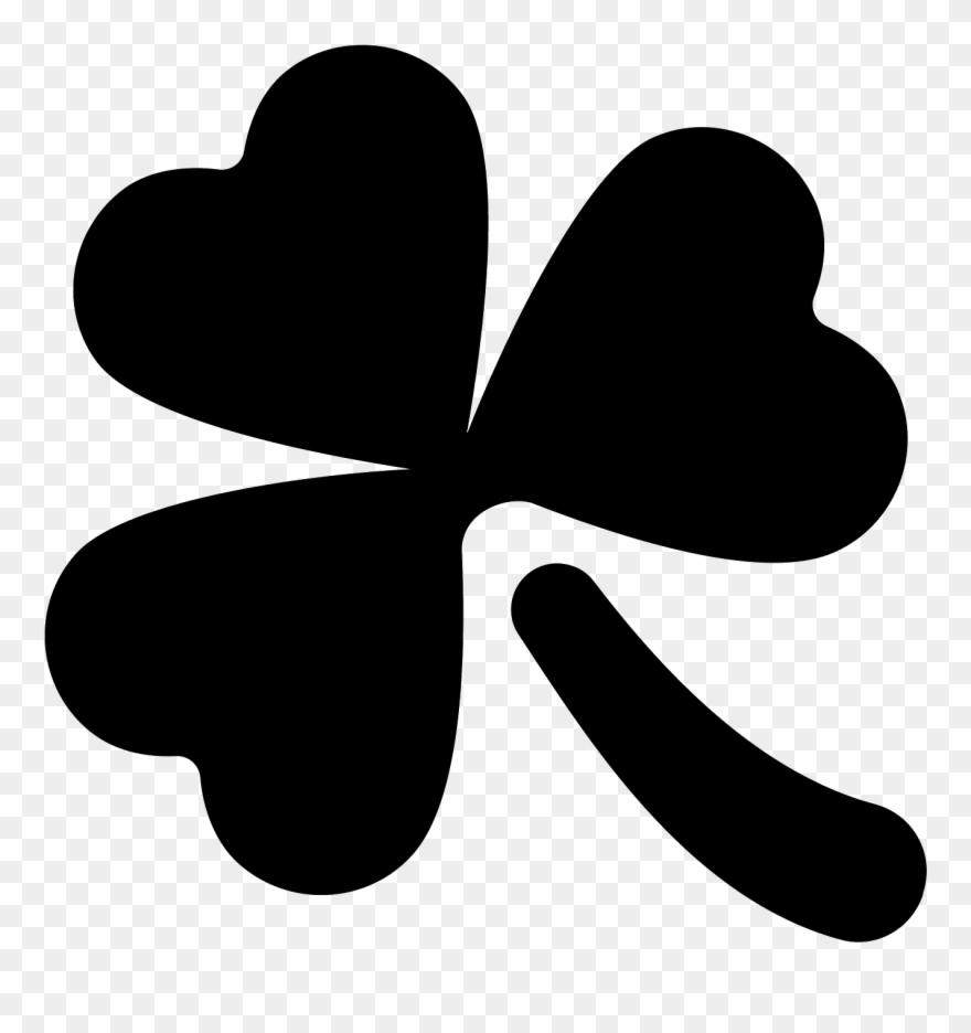 Three Leaf Clover Icon.