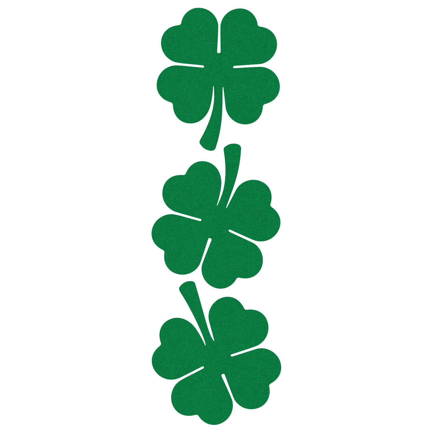 3 Leaf Clover Clipart at GetDrawings.com.