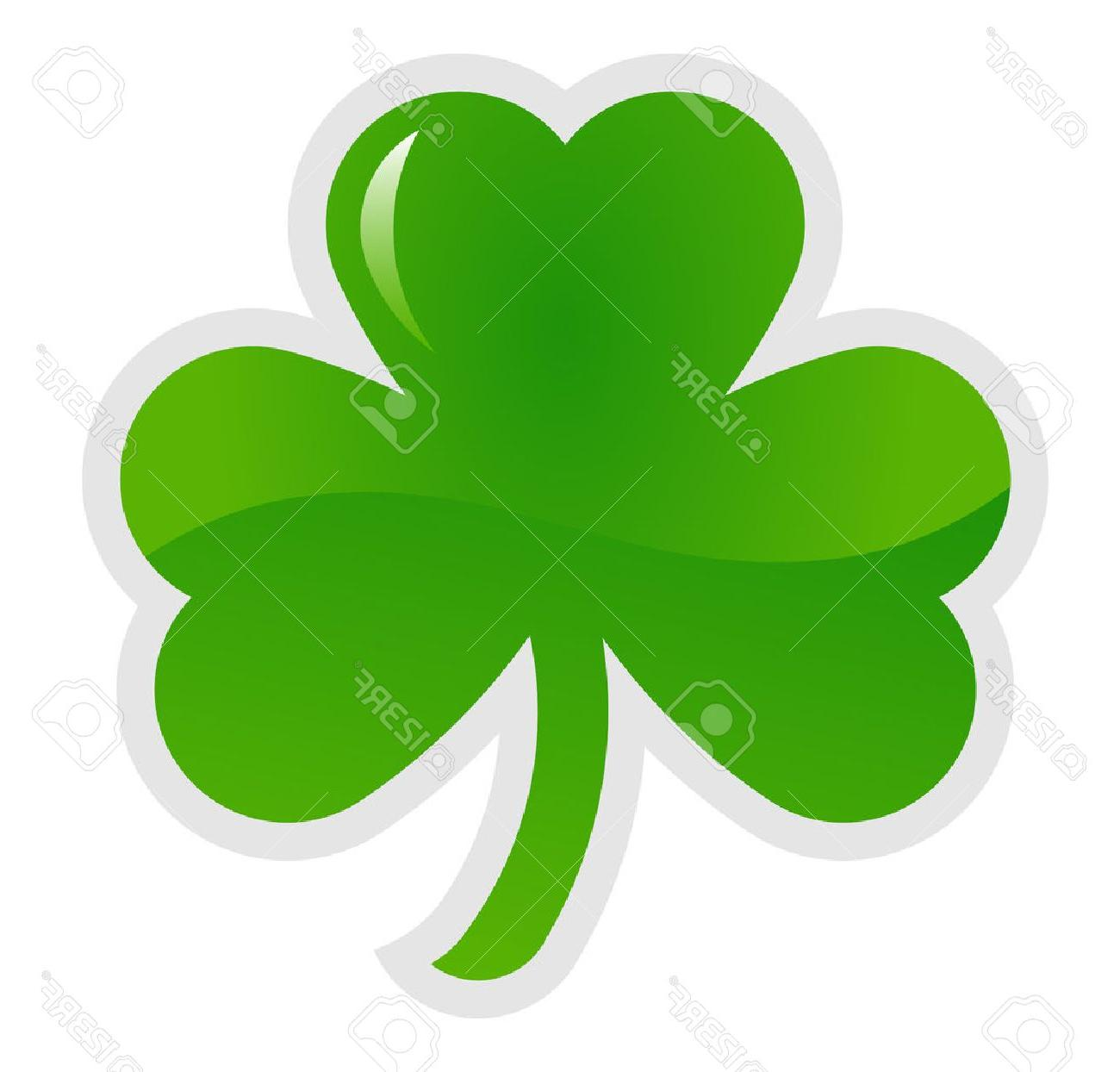 Best Free 3 Leaf Clover Vector Pictures » Free Vector Art, Images.