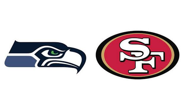 49ers Vs Seahawks Clipart.