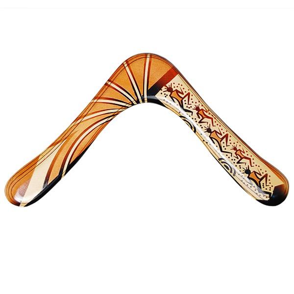 Boomerang Aboriginal Art.