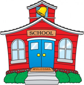 schoolhouse.