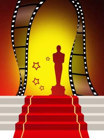778 Oscar Awards Cliparts, Stock Vector And Royalty Free Oscar.