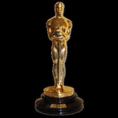 Oscar academy award transparent stick png 2.
