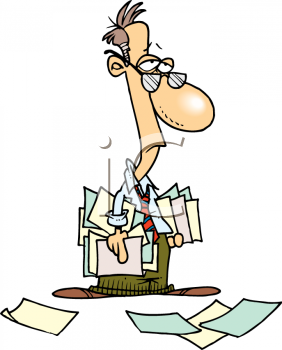 Collection of Accountant clipart.