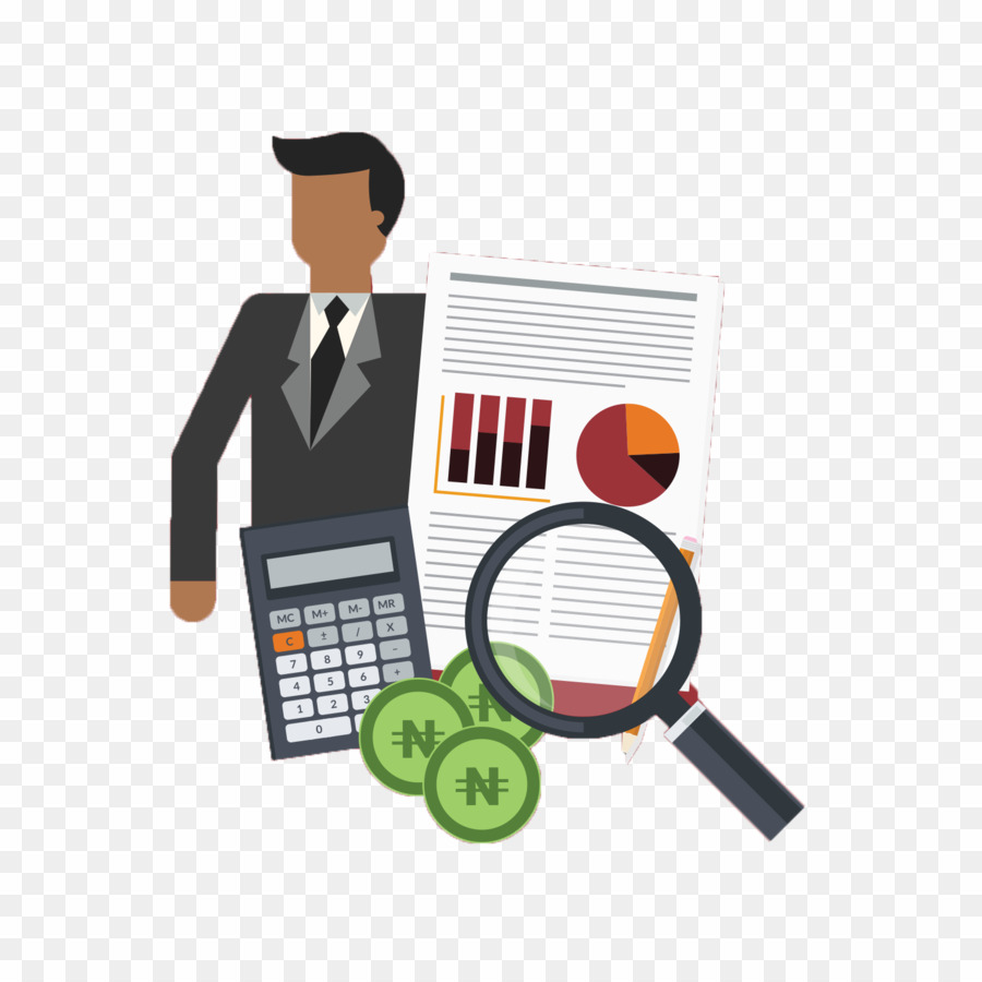 Virtual Accountant PNG Accounting Bookkeeping Clipart download.
