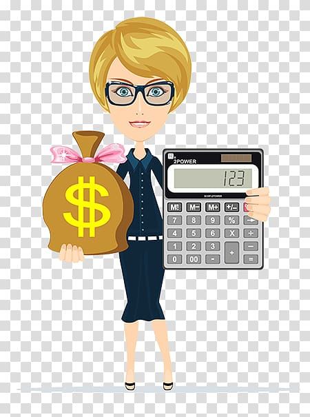 Accountant Bookkeeping, others transparent background PNG clipart.