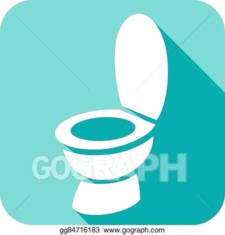 toilet bowl art.