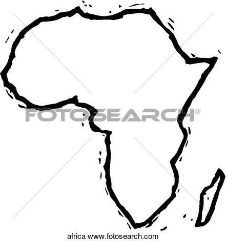 africa clip art #10.