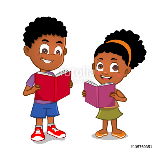 African american kids clipart 8 » Clipart Station.