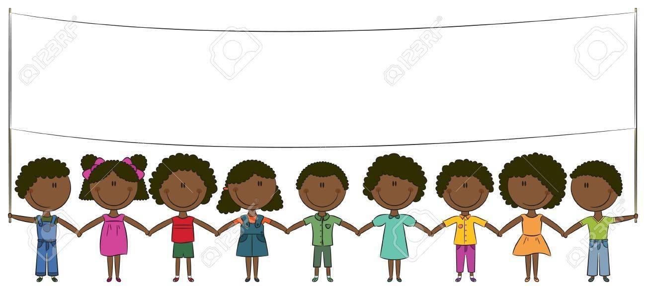 African american children clipart 6 » Clipart Portal.