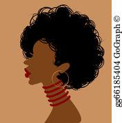 Afro Clip Art.