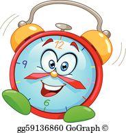 Alarm Clock Clip Art.