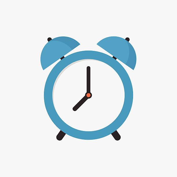 Best Alarm Clock Illustrations, Royalty.