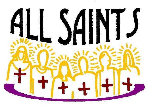 All Saints Day and All Souls Day.