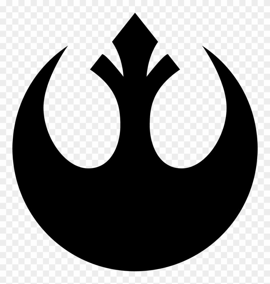 Rebel Alliance Logo Clipart (#602008).