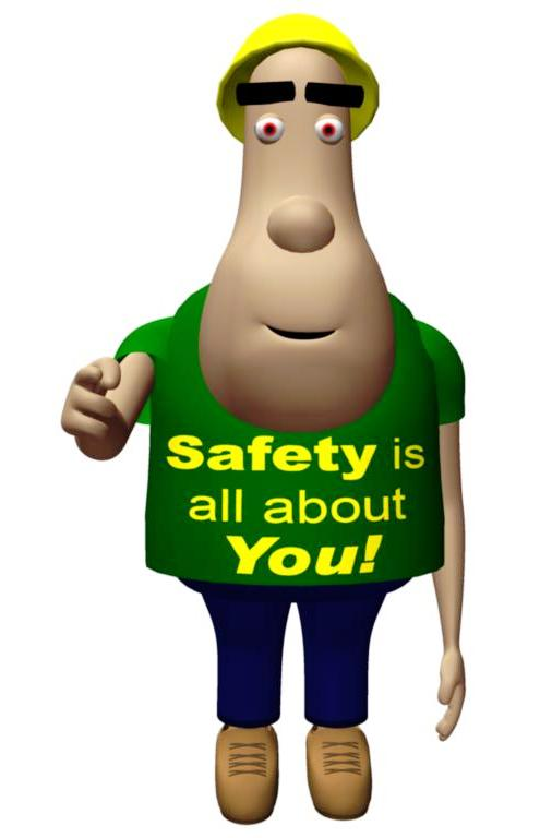 Safety Clipart.