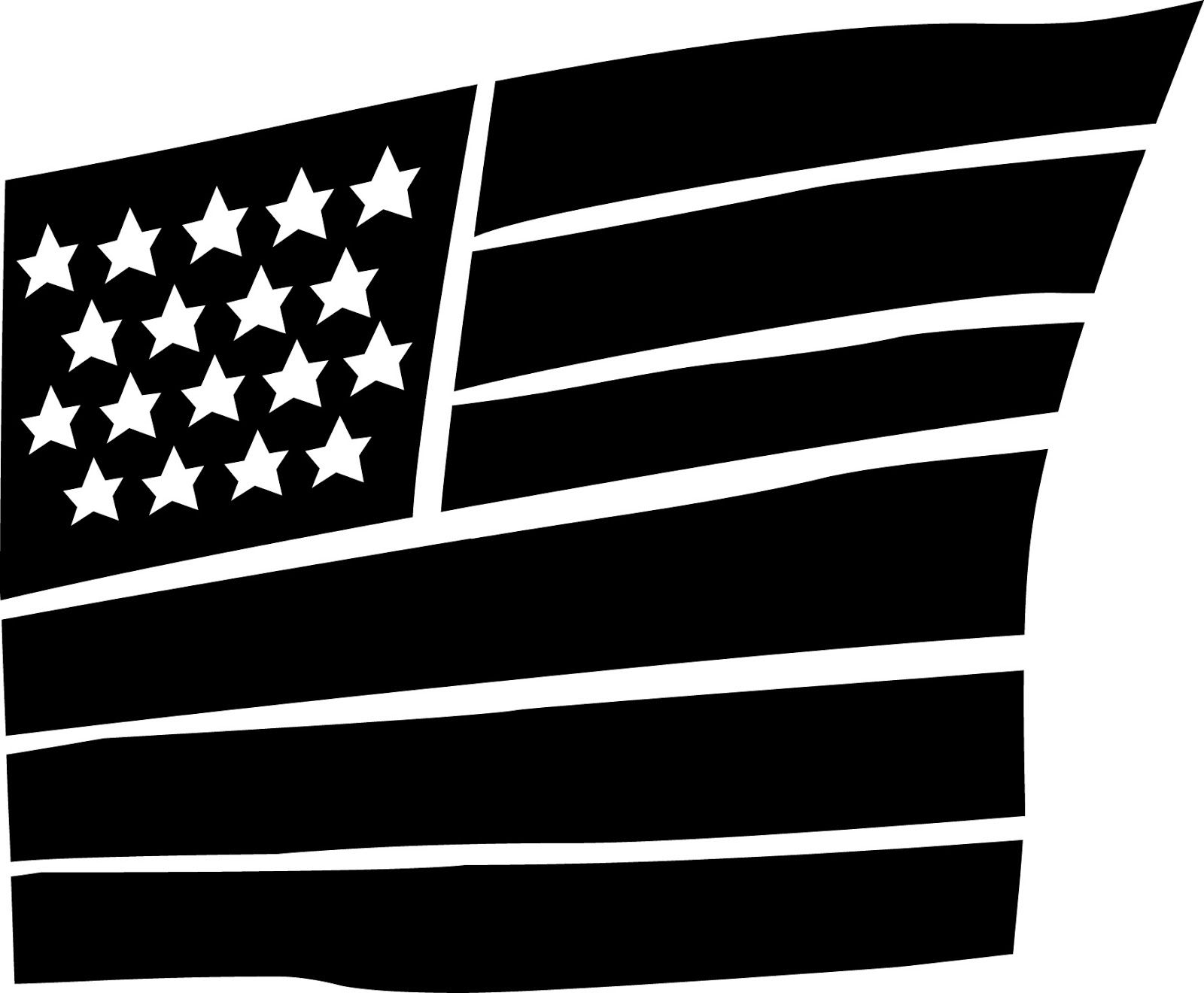 American Flag Black and White Wallpapers.