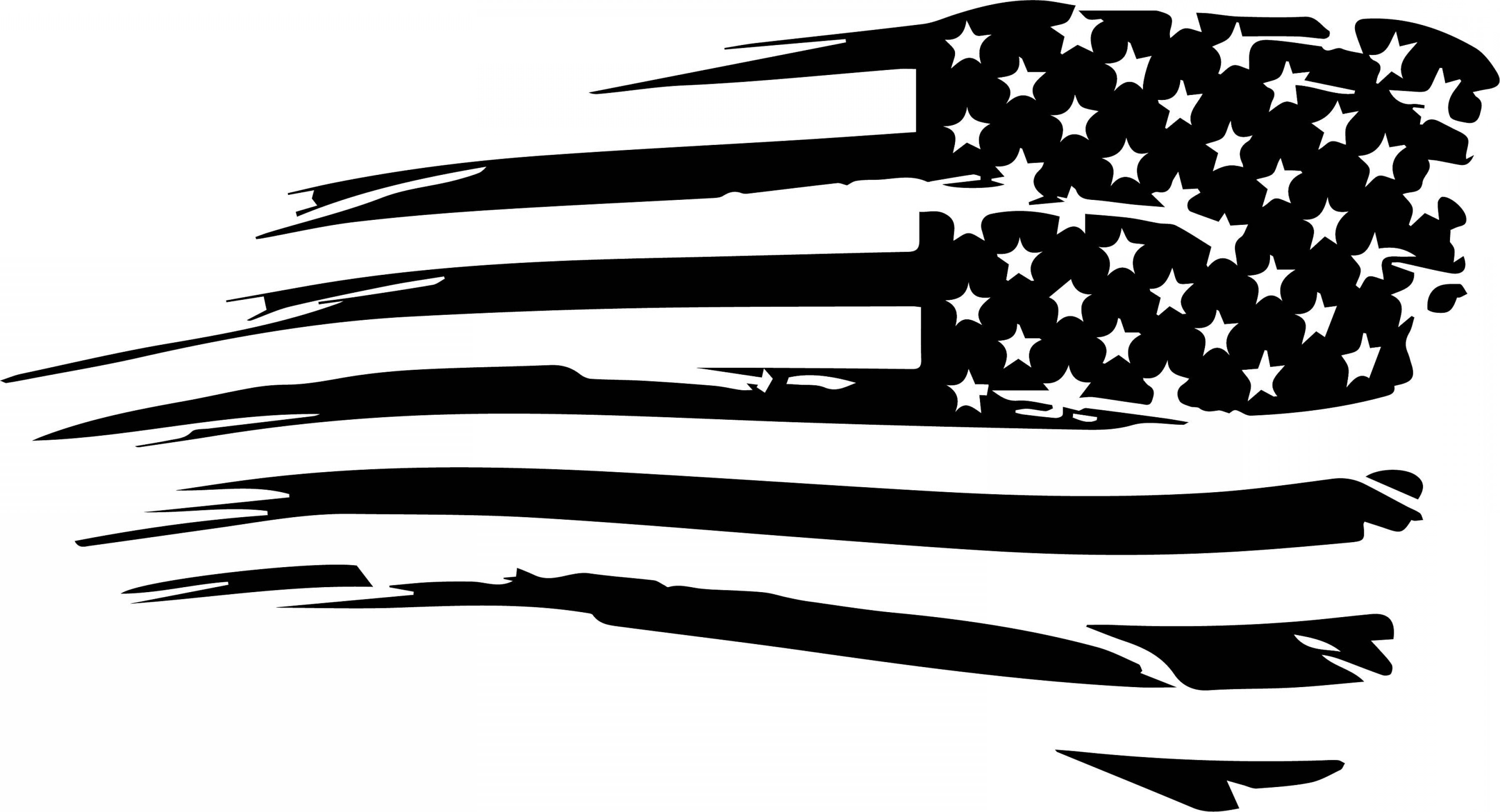 American Flag Vector Black And White at GetDrawings.com.