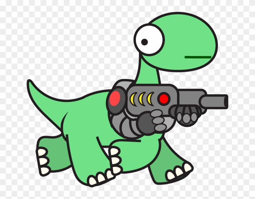 Dinosaur Clipart Animation.