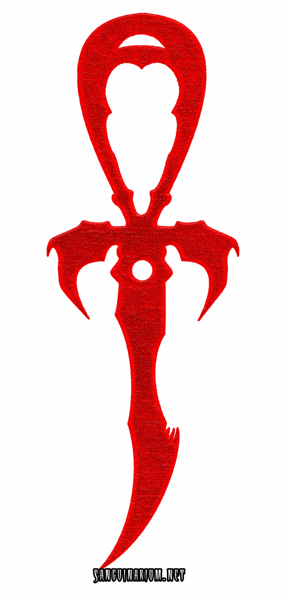The Red Legacy Ankh The Symbol Of The.