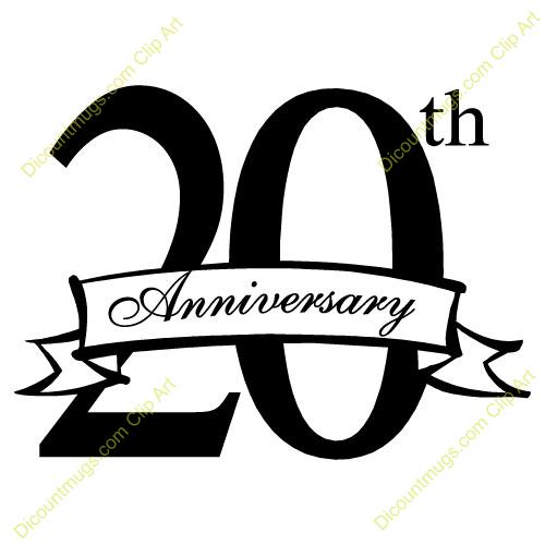 Clipart anniversary banner 3 » Clipart Portal.