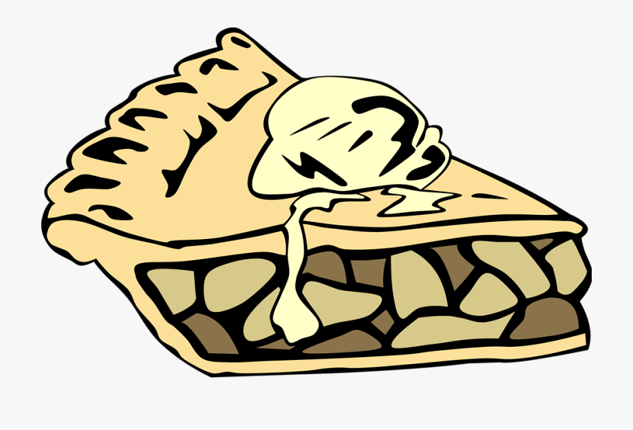 Pies Clipart Apple Crumble.