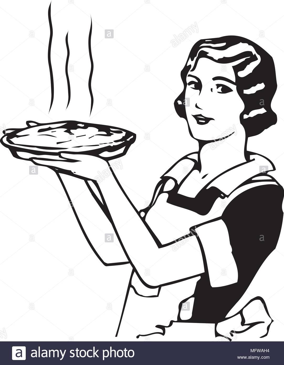 Moms Apple Pie.