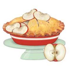 Apple Pie Clipart Free.