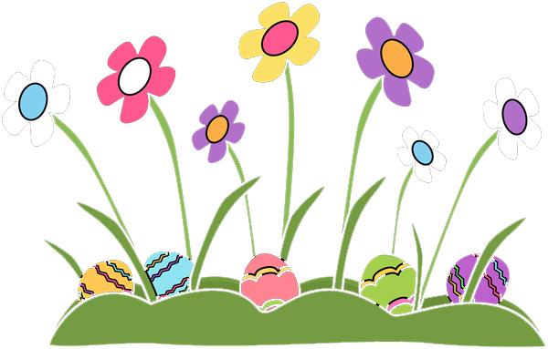 Easter clip art april.