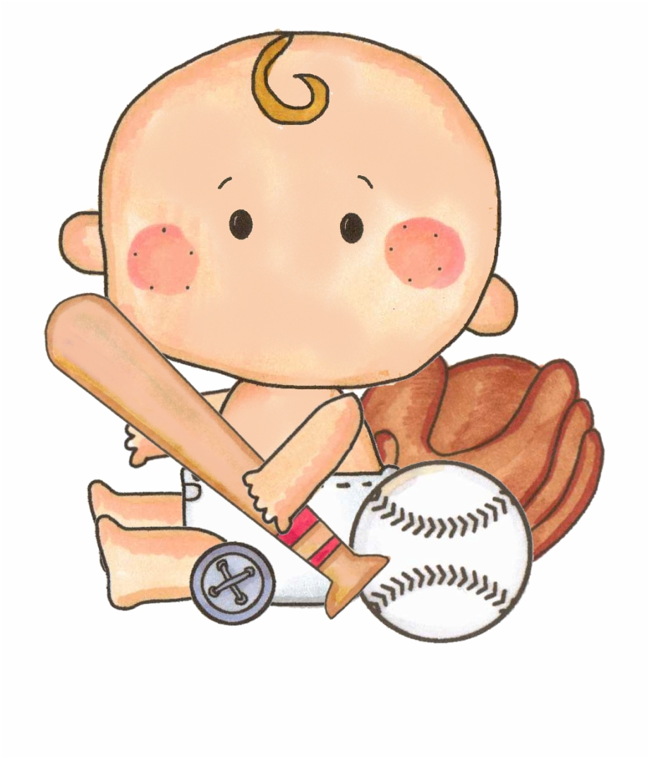 27 Images Of Baseball Baby Shower Clip Art.