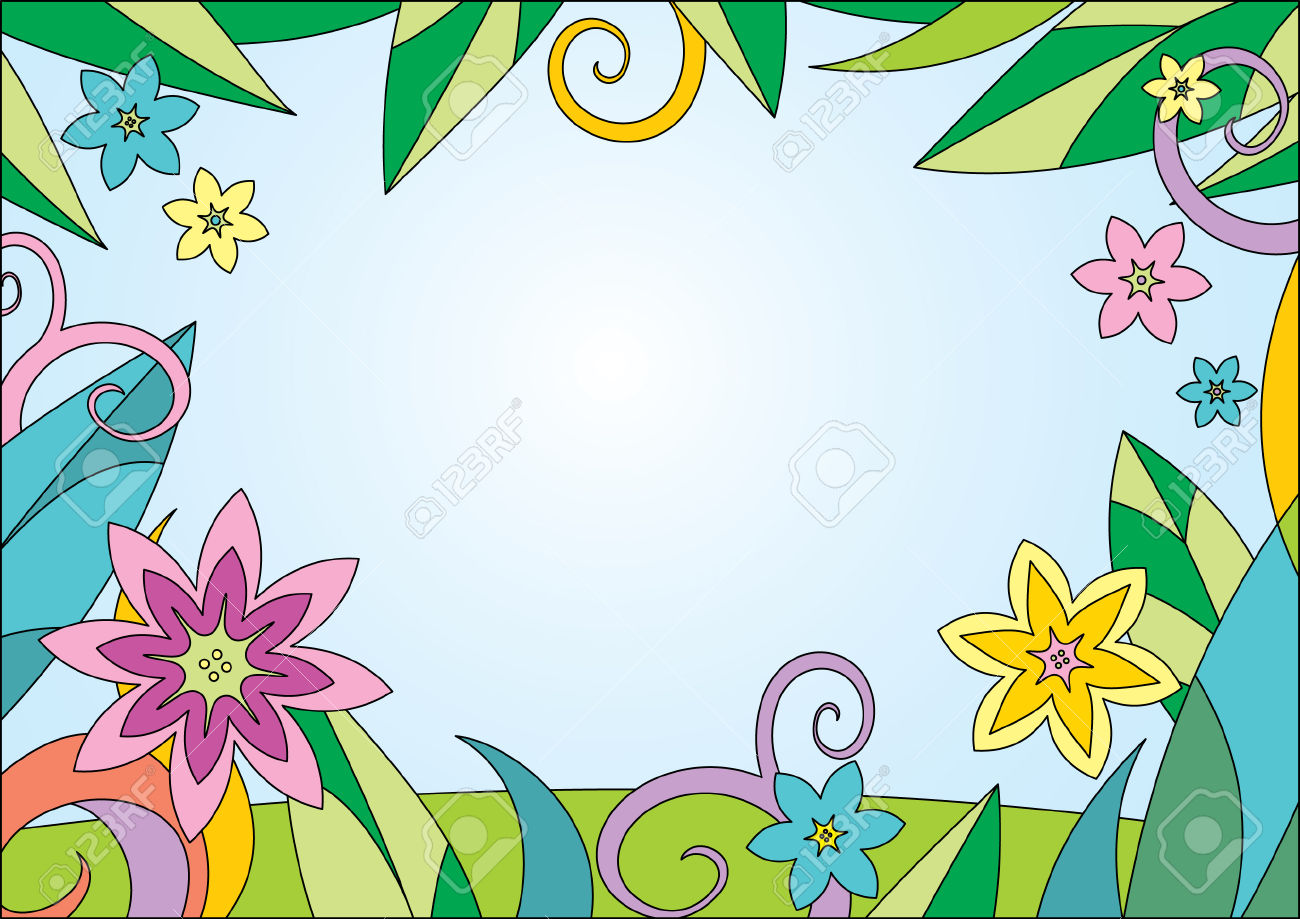 Summer background clipart 7 » Clipart Station.