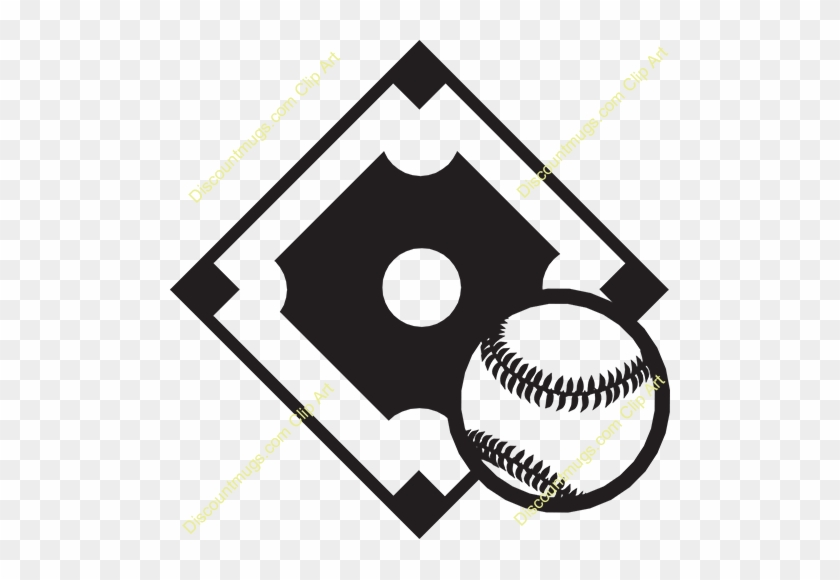 Black And White Baseball Field Clip Art Clipart Baseball.