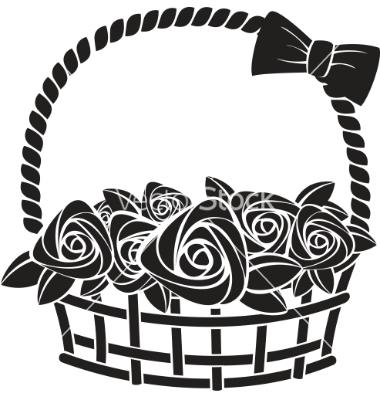 Gift Basket Clipart.