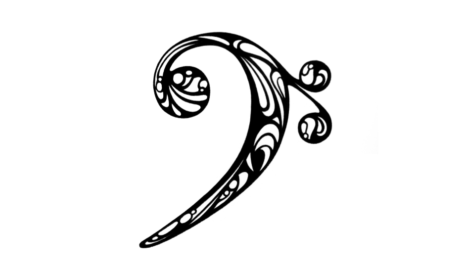 Free Bass Clef, Download Free Clip Art, Free Clip Art on Clipart Library.