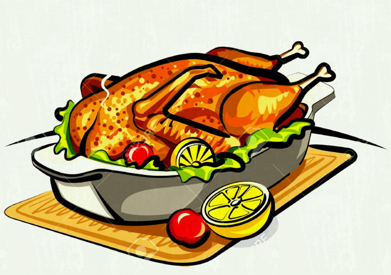 Grilled chicken clipart 4 » Clipart Station.