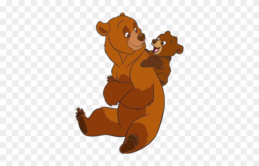 Download Free png Bear Cub Clipart Disney Cartoon Disney Brother.