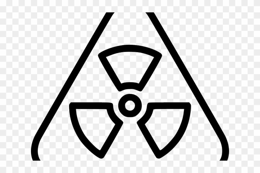 Biohazard Symbol Clipart Toxic.