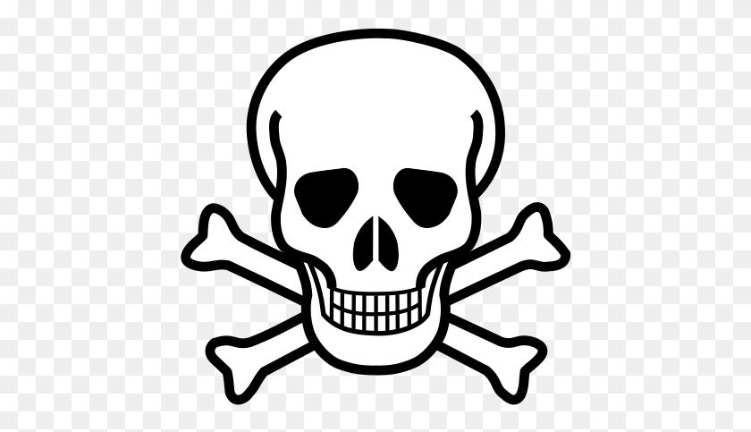 Biological Hazard Symbol Sign Clip Art.