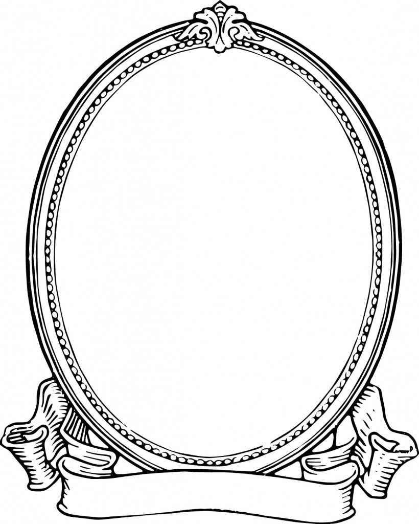 Free Clipart Borders Black And White Clip Art.