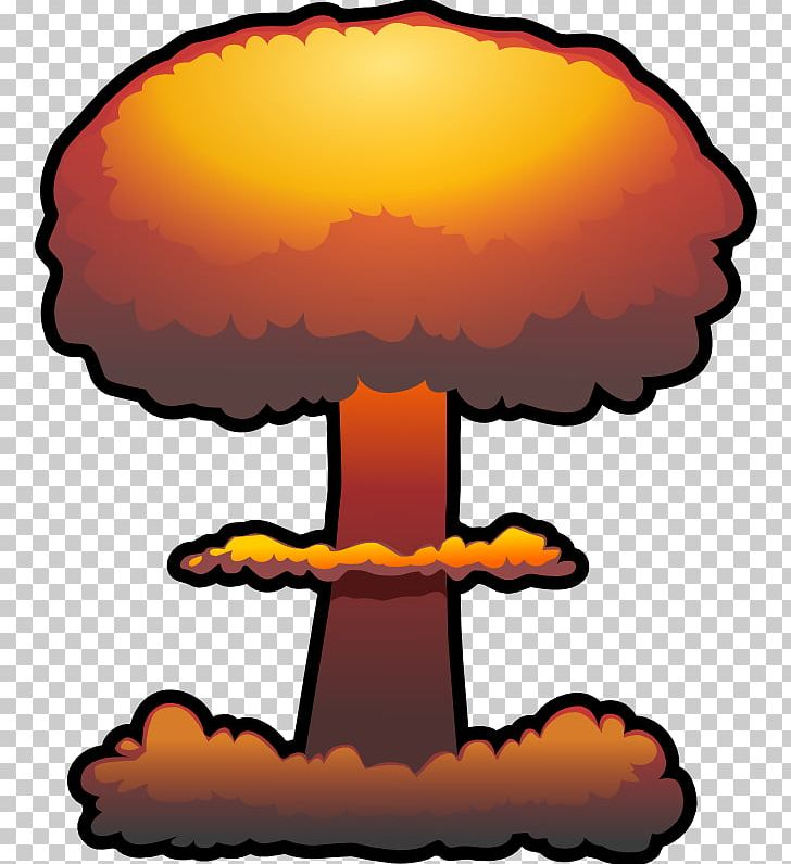 Nuclear Explosion Nuclear Weapon PNG, Clipart, Bomb, Clip Art.