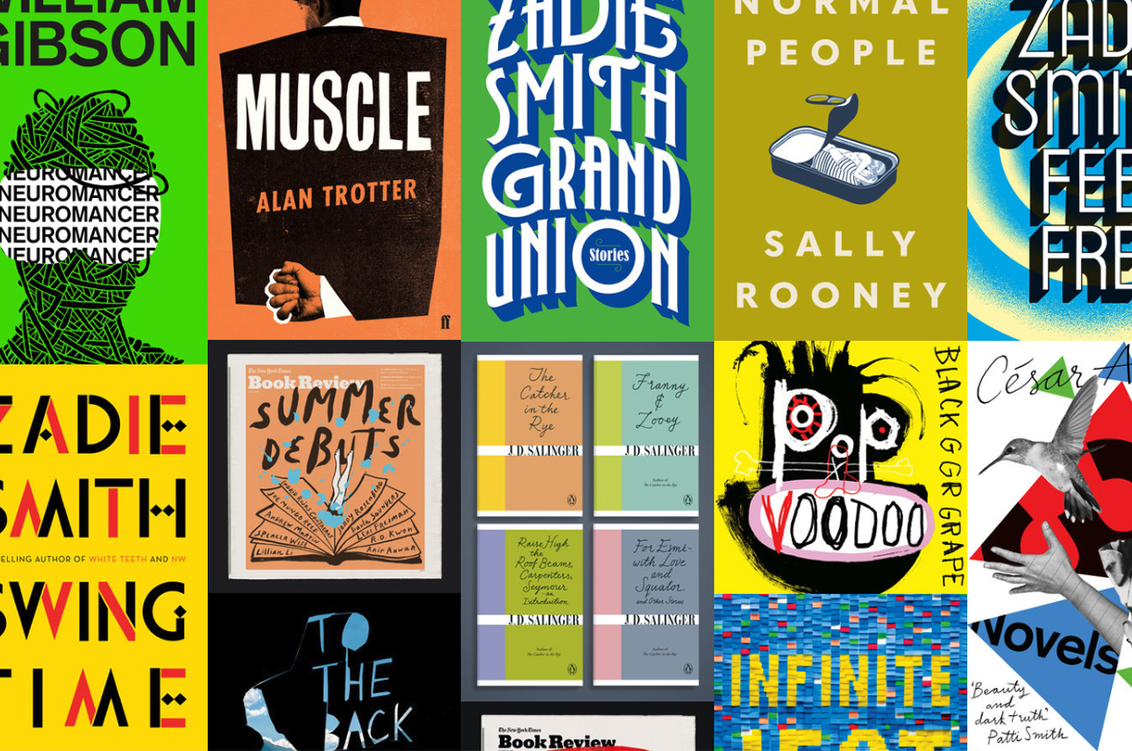 Jon Gray on designing book covers for Zadie Smith, Sally Rooney and.