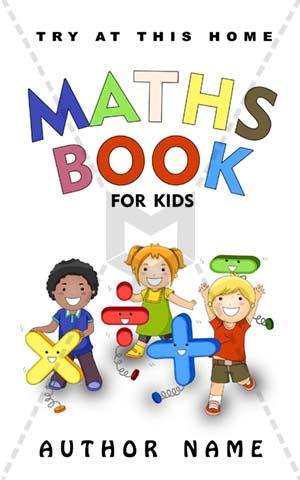 Children Book cover Design.