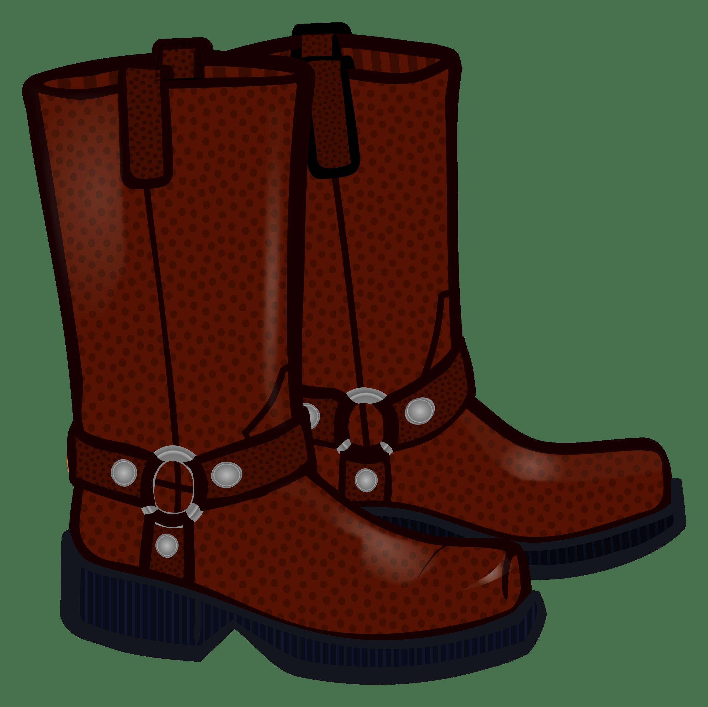 Clipart boots 2 » Clipart Portal.